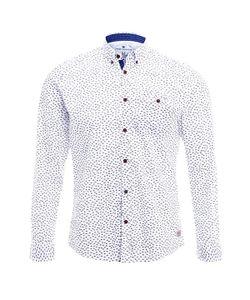TOM TAILOR | Рубашка Стандартного Покроя С Рисунком