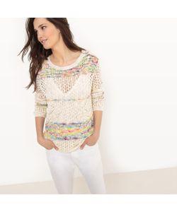 Molly Bracken | Пуловер Из Ажурного Трикотажа