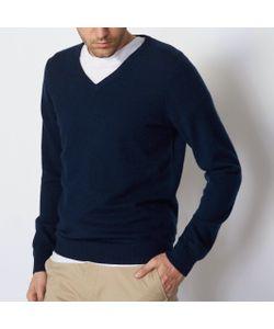 R essentiel | Пуловер Из Кашемира С V-Образным Вырезом