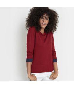 R essentiel | Пуловер Двухцветный Шерсть В Составе
