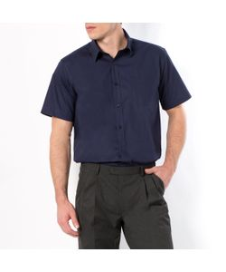 CASTALUNA FOR MEN | Рубашка Из Поплина С Короткими Рукавами Рост 1 И 2