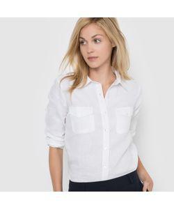 R essentiel | Рубашка С Длинными Рукавами 100 Лен