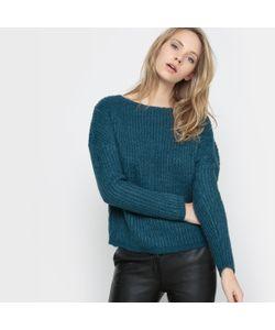 R édition | Пуловер Теплый С Приспущенными Проймами