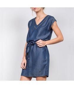 SCENARIO | Платье С Короткими Рукавами Из Тенсела