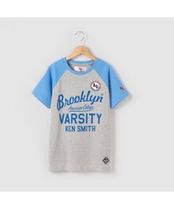 American College | Футболка Двухцветная 10-16 Лет