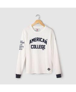 American College | Футболка С Длинными Рукавами И Принтом 10-16 Лет