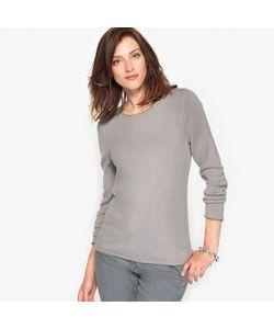 ANNE WEYBURN | Пуловер Из Ткани Напоминающей На Ощупь Кашемир Отделка Бусинами