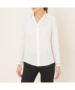 The Kooples | Рубашка Из Шелка С Вышивкой