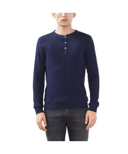 Esprit | Пуловер С Тунисским Воротником Из 100 Хлопка