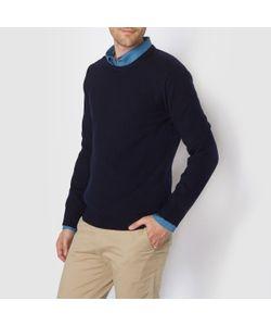 R essentiel   Пуловер С Круглым Вырезом 100 Овечьей Шерсти