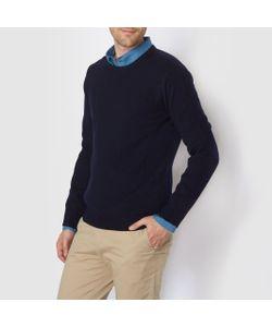 R essentiel | Пуловер С Круглым Вырезом 100 Овечьей Шерсти