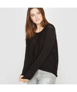CASTALUNA | Пуловер С Круглым Вырезом Ажурная Вязка.