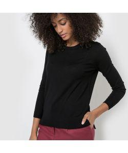 R essentiel   Пуловер Merinos С Круглым Вырезом Из 100 Шерсти Мериноса