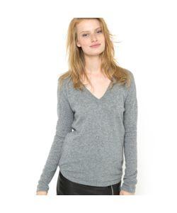 SOFT GREY | Пуловер 100 Кашемира
