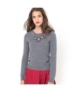 MADEMOISELLE R | Пуловер Со Съемным Украшением