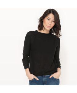 R essentiel | Пуловер С Круглым Вырезом Из Хлопка И Льна