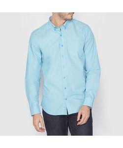 R essentiel | Рубашка Прямого Покроя С Длинными Рукавами На Пуговицах