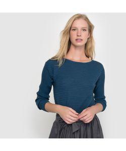 atelier R | Пуловер В Рубчик 100 Шерсть Мериноса