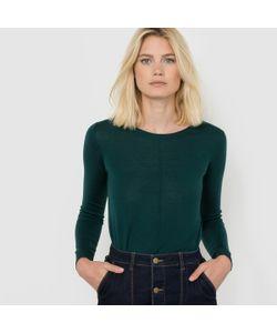 R essentiel | Пуловер Merinos С Круглым Вырезом Из 100 Шерсти Мериноса