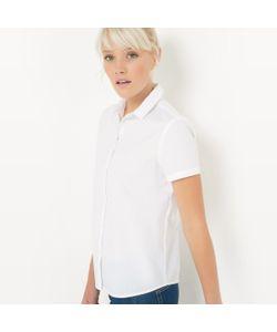 R édition | Рубашка Из Поплина С Короткими Рукавами