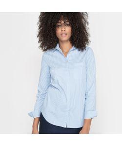 R essentiel | Рубашка Из Поплина В Полоску С Длинными Рукавами