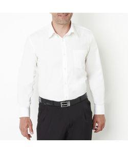 CASTALUNA FOR MEN | Рубашка Из Поплина С Длинными Рукавами Длина 1