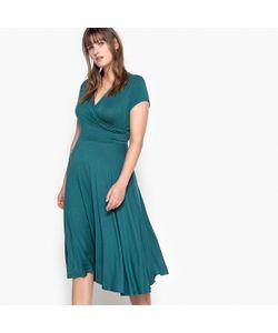 e17d9a30bfc CASTALUNA - Платье С Поясом Длиной До Колен