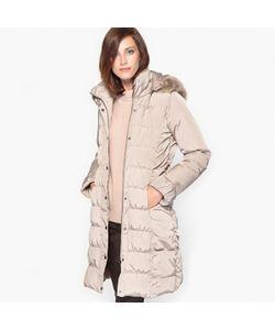 ANNE WEYBURN | Куртка Стеганая С Натуральным Пухом Пропитка Тефлон