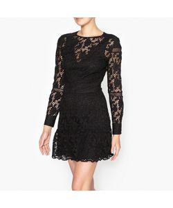 Ba&Sh | Платье Кружевное С Плиссированными Деталями Aprhodite