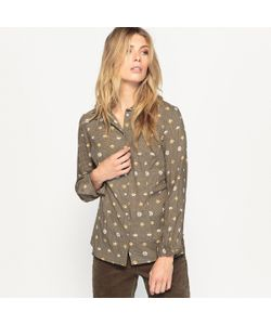 ANNE WEYBURN | Блузка С Рисунком 100 Хлопок