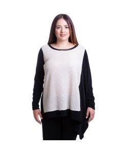 Mat Fashion   Блузка Асимметричного Покроя С Длинными Рукавами