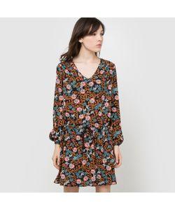 R édition | Платье С Цветочным Рисунком