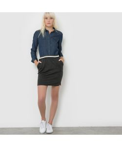 Numph | Юбка Короткая В Полоску Vitia Skirt