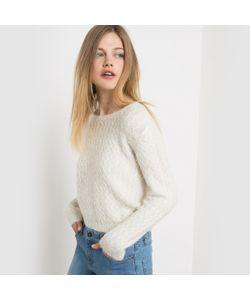 R édition | Пуловер С Длинным Ворсом