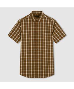 TAILLISSIME | Рубашка С Короткими Рукавами 100 Хлопка