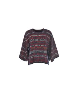 Rene Derhy | Пуловер С Графическим Жаккардовым Рисунком Ohé