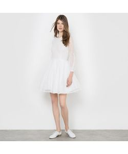 DELPHINE MANIVET X LA REDOUTE MADAME | Платье Расклешенное
