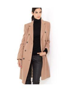 LAURA CLEMENT | Пальто Из Шерстяного Велюра