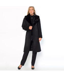 ANNE WEYBURN | Пальто 70 Шерсти И 10 Кашемира