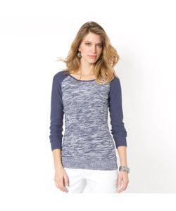 ANNE WEYBURN | Пуловер Из Фантазийного Трикотажа