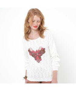 SOFT GREY | Пуловер С Длинными Рукавами