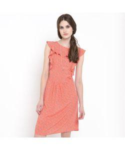 Мини-цена | Платье С Воланами