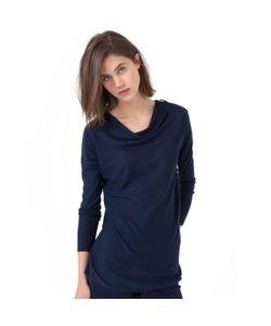 R essentiel | Пуловер С Драпировкой На Вырезе