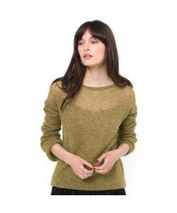 SOFT GREY | Пуловер С Длинными Рукавами 20 Мохера