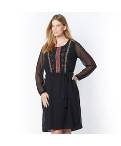 TAILLISSIME | Платье Расшитое Бусинами