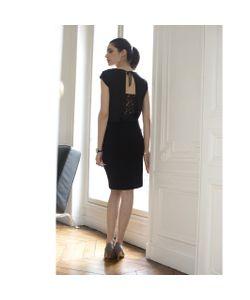 LAURA CLEMENT | Платье С Вырезом-Лодочкой