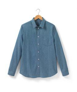 SOFT GREY | Рубашка Из Денима