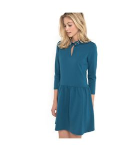 MADEMOISELLE R | Платье С Бижутерией На Вороте
