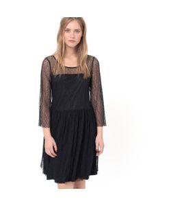 Vila | Платье Кружевное На Подкладке
