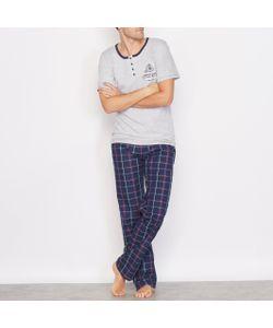 R essentiel | Пижама Из Двух Материалов
